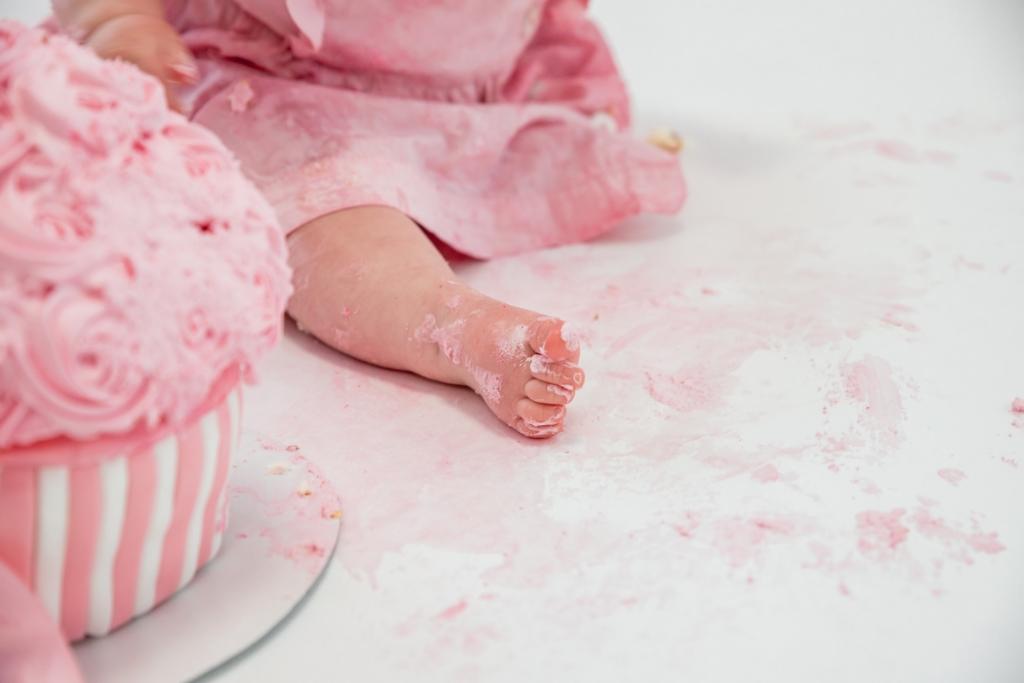 Cake smash foto's