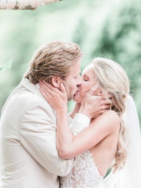Bruidsfotografie op locatie