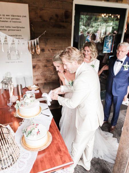 Bruidstaarten fotografie