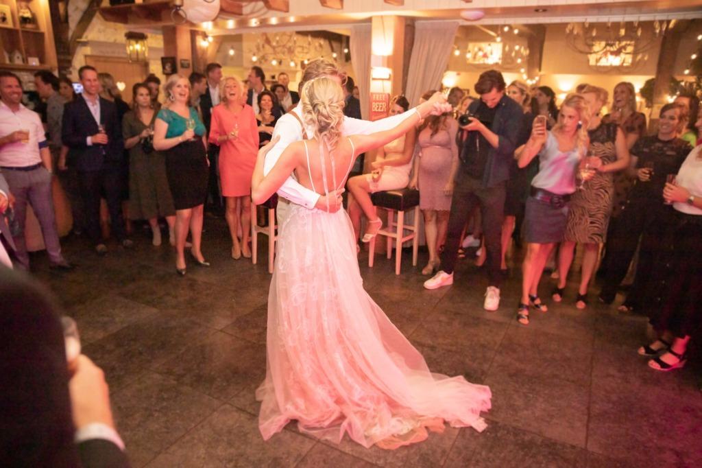 Bruilofts fotografie op locatie