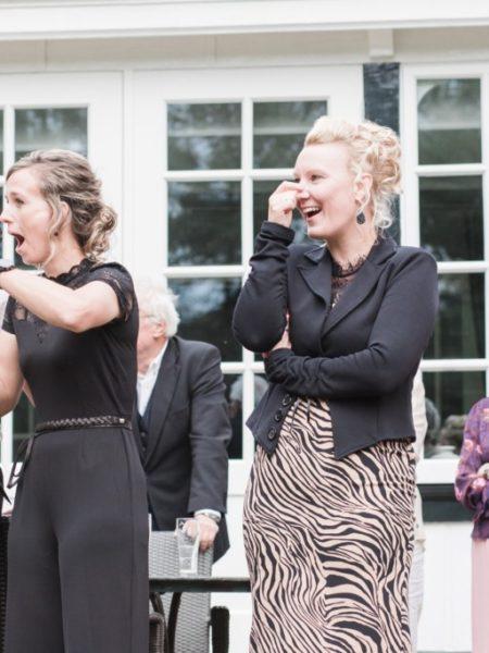Fotografie bruidsfeest