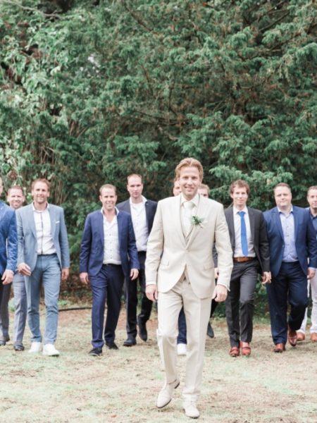 Foto's trouwdag
