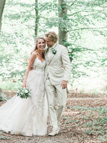 Fotoshoot Bruid en Bruidegom