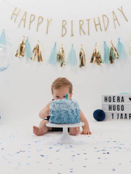 Hugo 1 jaar