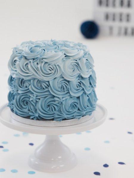 Taart cake smash