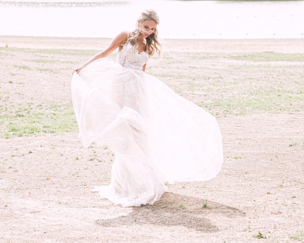 Trouwshoot bruid