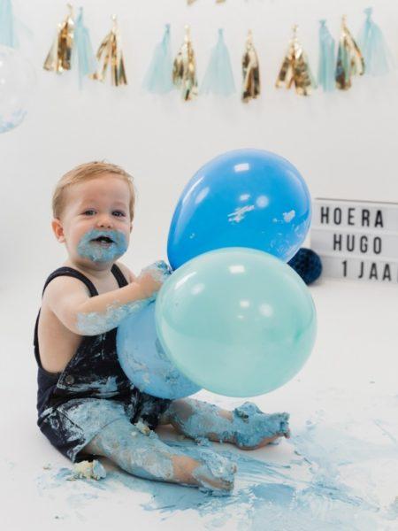 Verjaardag Hugo