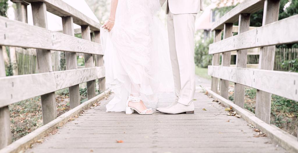 Wedding fotoshoot